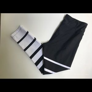 Jockey B&W Leggings